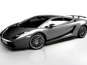 İcradan satılık 540 bin liralık Lamborghini!