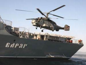 Rus savaş gemileri tatbikata gidiyor