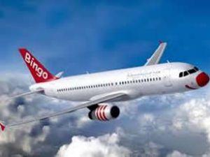 Bingo Airways Türkiye'ye uçacak