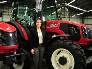 İlk 110 beygirlik yerli traktör üretildi