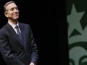 Starbucks CEO'su öyle bir gaf yaptı ki!