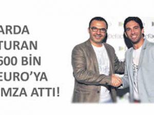 Arda Turan 600 bin euroya Defacto'da
