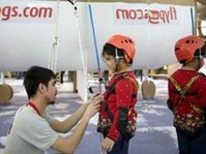 Pegasus Havayolları çocukları unutmadı