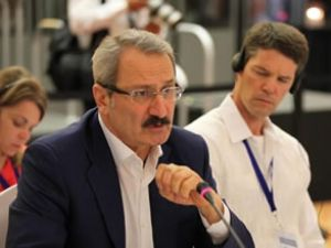 G-20 Meksika buluşması