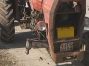 Hurda traktör için teşvik yolda