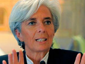 Lagarde'dan İspanya'yı rahatlatan açıklama
