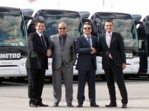 Metro Turizm'den dev NEOPLAN yatırımı