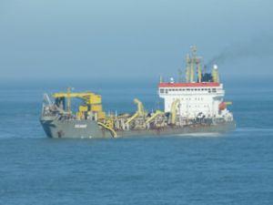 Kriz geçiren Türk denizci kurtarılamadı