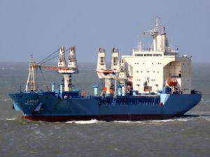 Denizi kirleten gemiye 64 bin lira ceza