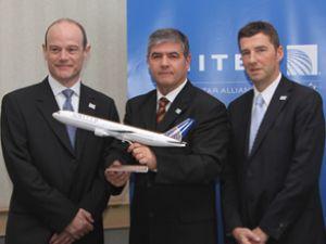 United Air'in İstanbul uçuşları başlıyor