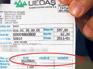 Elektrik faturası kafa karıştırıyor