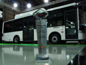 Busworld 2012'de Otokar standına ödül