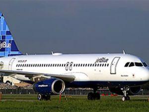 Jetblue ERJ-190 acil iniş deklare etti