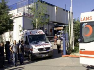 Ümraniye'de patlama: 2 ölü