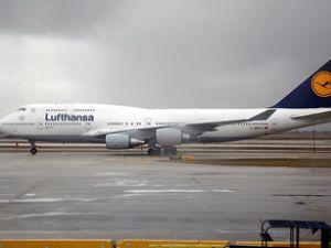 Lufthansa'nın Jumbo'su 1 mayısta uçacak