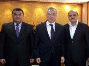 Türkiye'nin en büyük limanı Erzin'e yapılıyor