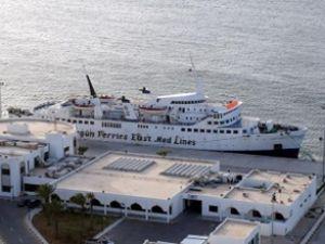 Bir haftadır Trablus Limanı'nda tutuluyor
