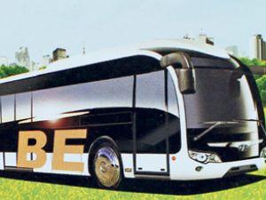 Çin'den Türkiye'ye elektrikli otobüs geliyor