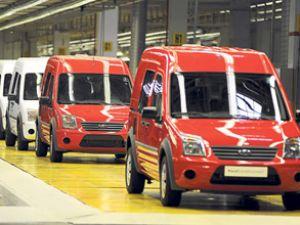 Ford Otosan, ihracatını yüzde 15 artırdı