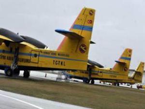 Türk Hava Kurumu'nun filosu sezonu açtı