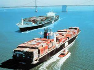 Çalışan konteyner gemisi 15 milyon teu