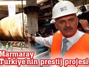 Marmaray, 2 kıtayı 2013'te bağlayacak