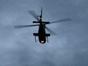 Büyükekşi'nin helikopteri Balıkesir'e inemedi