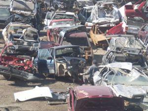 76 bin araç hurdaya ayrıldı