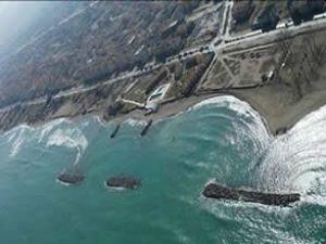 Sakarya Karasu'da sahilin haritası değişti