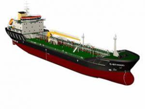 Dünyanın ilk NOBS yakıt tankeri yapılıyor