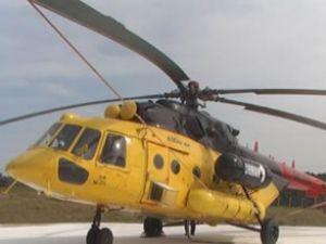 Romanya'da helikopter düştü: 1 kişi öldü