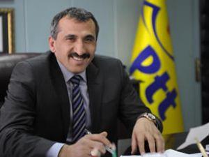 """Osman Tural """"Yılın Bürokratı"""" seçildi"""