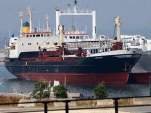 Silah yüklü gemi için 21 kişiye soruşturma