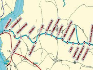 Anadolu yakası metro hattı 38 ayda bitecek