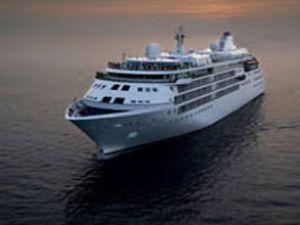 Kruvaziyer gemisi tatilcilerine kilo uyarısı