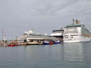 Tatilin rotası kruvaziyer turizmine yöneldi