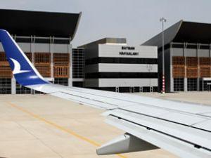 Uçuşlar Batman Havaalanı'ndan yapılacak