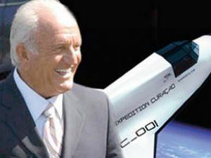 Ali Şen başkan uzay şampiyon!