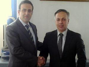 Özkan Poyraz görevi, Şevli'ye devretti