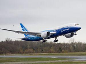Boeing hayranlığı devam ediyor