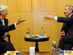 Lagarde: Asıl IMF'in Türkiye'ye ihtiyacı var