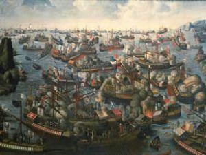 İnebahtı'da 142 Osmanlı gemisi yok oldu