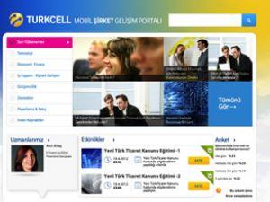 """Turkcell """"online gelişim platformu"""" kurdu"""