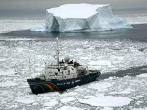 Antarktika'nın doğusunda tehlike çanları