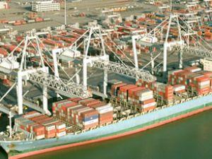 Bu limanın dış ticaret hacmi 1 tilyon dolar