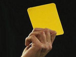 SPK'dan 181 kişiye sarı kart!