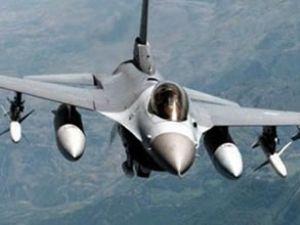 İsrail savaş uçakları ile it dalaşı yaşanıyor