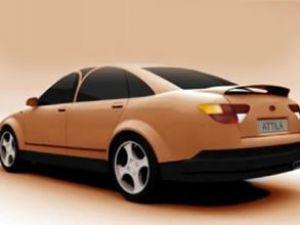 Kazak türkleri yerli otomobil üretti