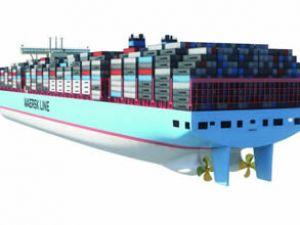 Maersk gemilerine Siemens güç verecek