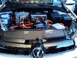 Volkswagen'ın elektrikli otomobili çıkıyor
